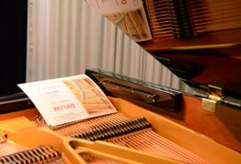 Okresní kolo celostátní soutěže ZUŠ ve hře na klavír