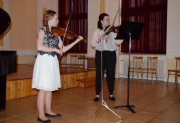 Ohlédnutí za koncertem sólistů 16. 3. 2017