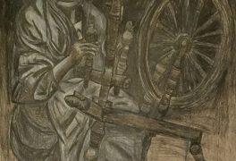 Výtvarný obor – zlaté pásmo v kraji a postup do ústředního kola