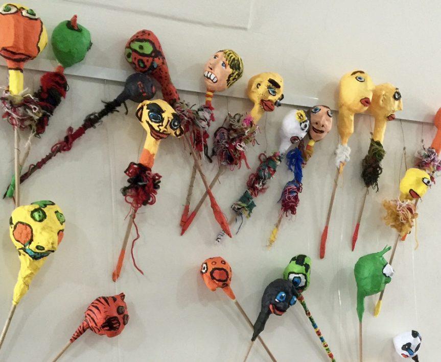 Vernisáž výstavy VO – výstava prací žáků výtvarného oboru ZUŠ