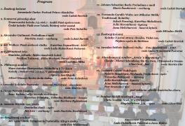Adventní koncert ZUŠ – čtvrtek 7. 12. 17:00