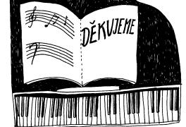 Děkujeme (inaugurační koncert k uvedení nového koncertního klavíru)