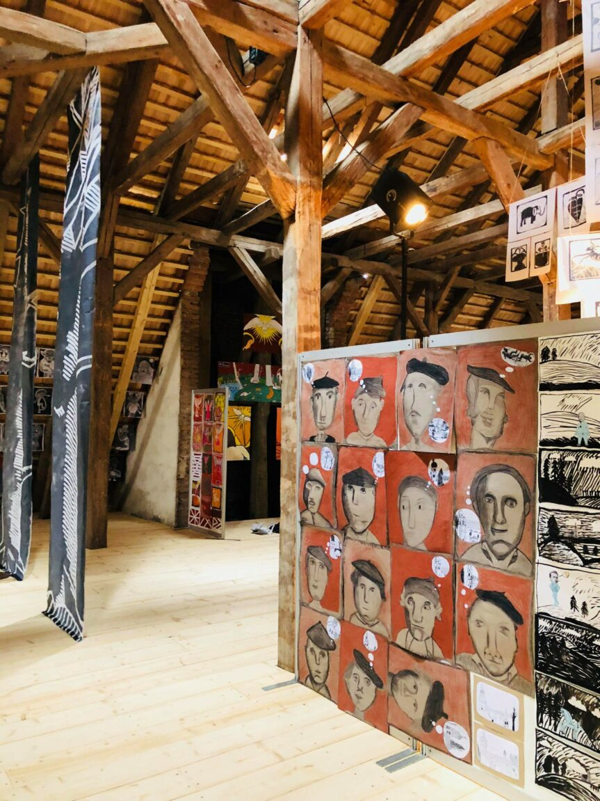 Výstava na půdě Horáckého muzea