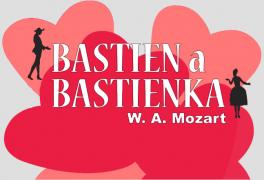 Zkoušky na představení Mozartovy opery